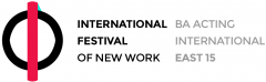 International Festival of New Work at East 15 Acting School